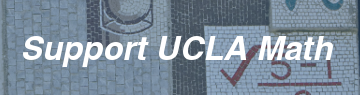 Support UCLA Math