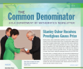 2014 Common Denominator
