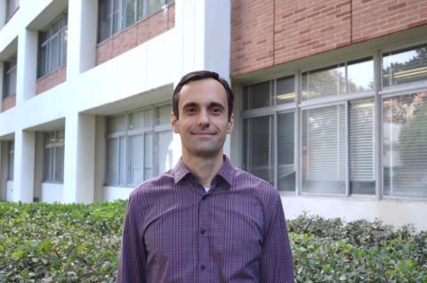 Professor Ciprian Manolescu
