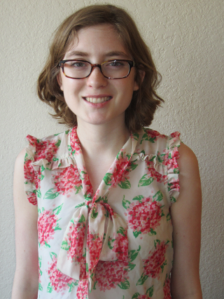 UCLA Math Graduate Kaitlyn Hood