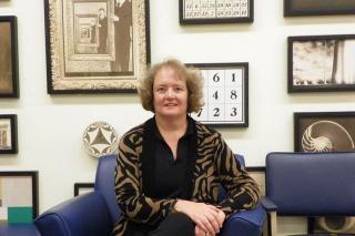 Professor Andrea Bertozzi