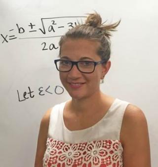 Professor Deanna Needell