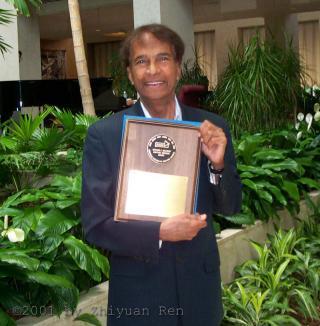 Professor A.V. Balakrishnan