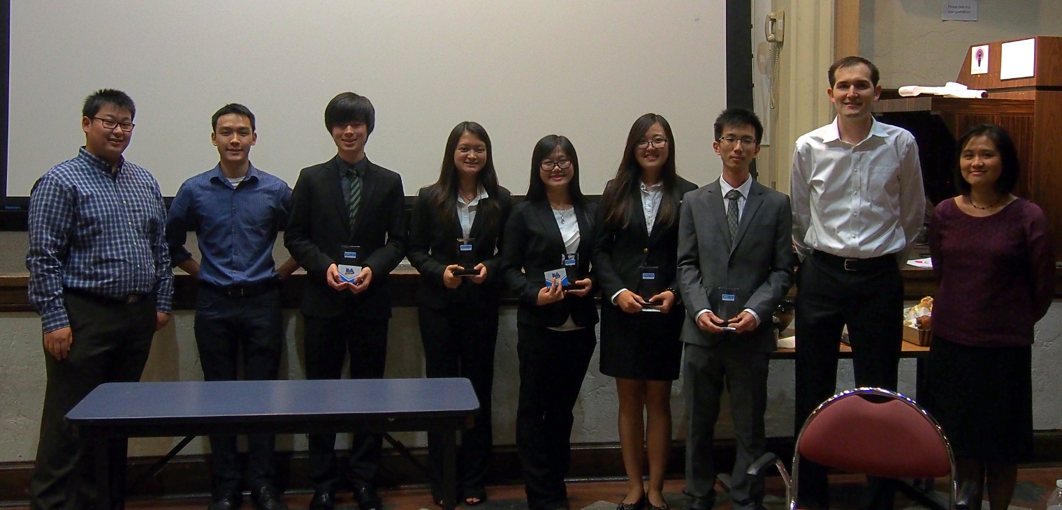 Case Competition 2014 Winners