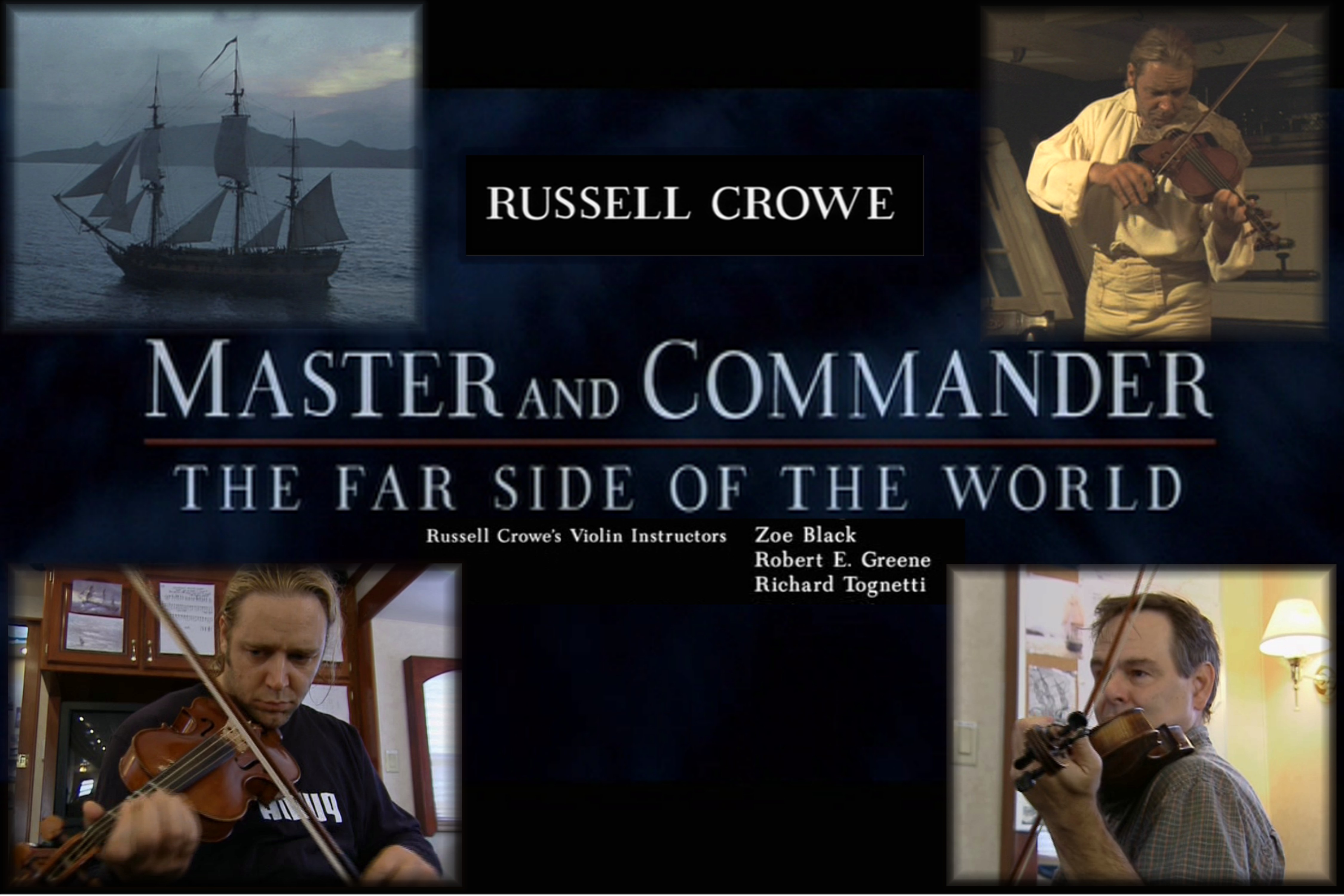 master and commander essay