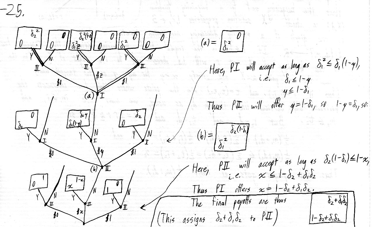Homework of math