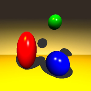 ray tracing in computer graphics pdf